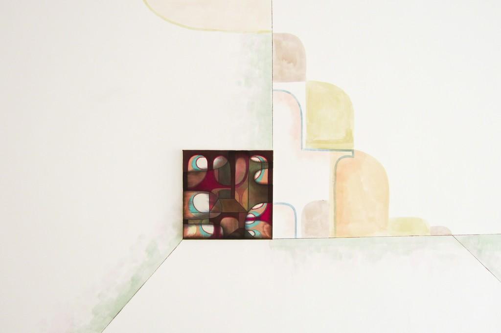 "Bea Winkler, ""sculpture"", 35 x 35 cm, 2012 | image: ©DasEsszimmer"