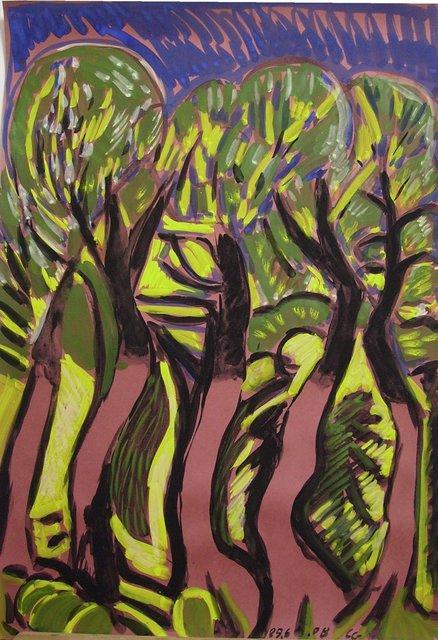 , 'Sardaigne 2,' 2008, Galerie Marie-Robin