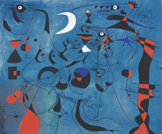 Joan Miró, 'Constellations (Cramer Books 58)', 1959, Sotheby's