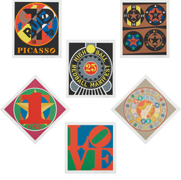 Robert Indiana, 'The American Dream,' 1997, Phillips: Evening and Day Editions