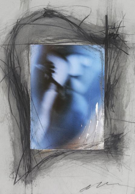 , 'Pierre Molinier Ubermalung #14,' 2008, Galerie Christophe Gaillard