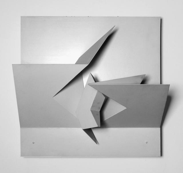 , 'Relieve blanco,' 1967, Durban Segnini Gallery