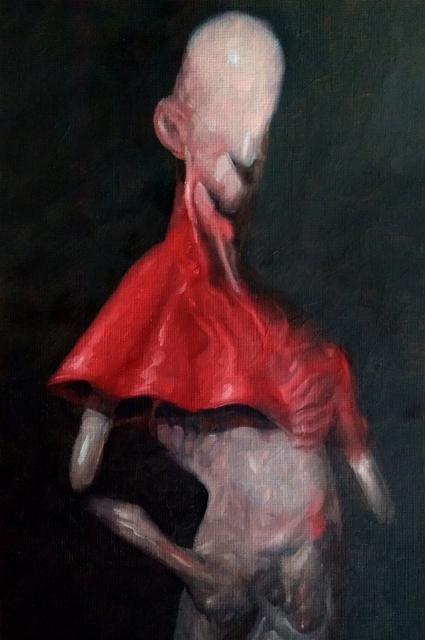 Jorge Dos Diablos, 'GENT ON RED MEAT', 2018, La Luz de Jesus Gallery