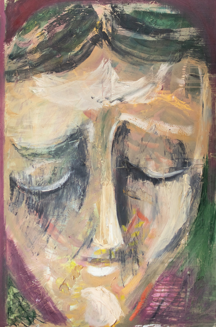 , 'Human face,' 2018, Renaissance Art Gallery