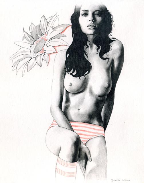 , 'Peaches n Cream,' 2014, BBAM! Gallery