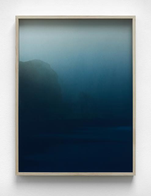 , 'Untitled ( Iceland series),' 2018, Galerie Paris-Beijing