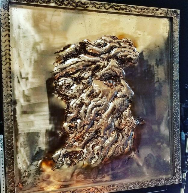 , 'North-wind,' 2018, Berman Arts Agency - Sculpture to Wear