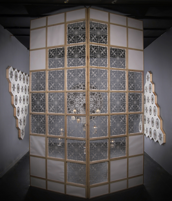 , 'Chamber of God,' 2015, Lawangwangi