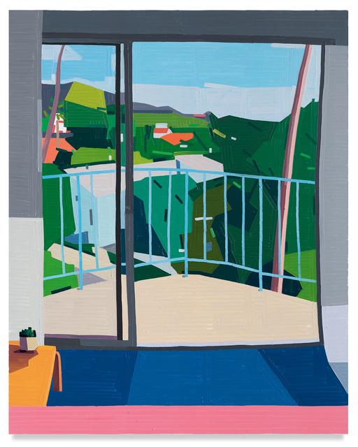 Guy Yanai, 'The Standard West Hollywood', 2019, Miles McEnery Gallery