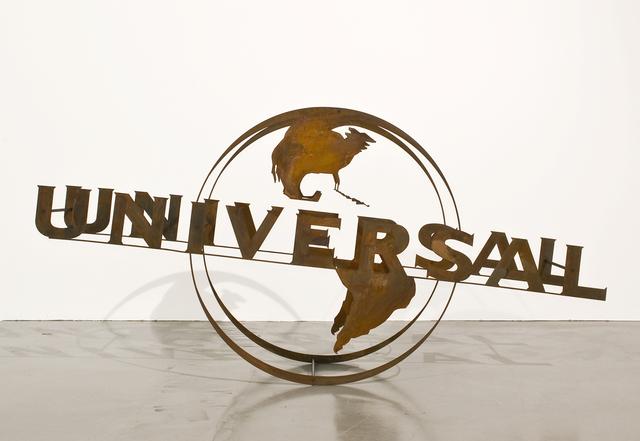 , 'Universal Studios,' 2014, Barbara Thumm