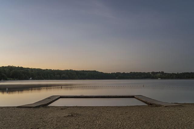 , 'Swimming Area,' 2016, Morgan Lehman Gallery