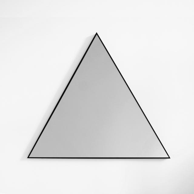 , '2 (Triangle),' 2018, Christine König Galerie