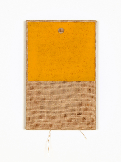 , 'Untitled (signal orange 1),' 1989-2013, Croy Nielsen