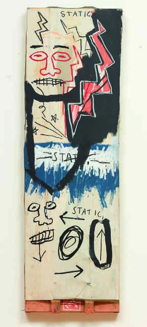 , 'Totem ,' 1982, Van de Weghe Fine Art