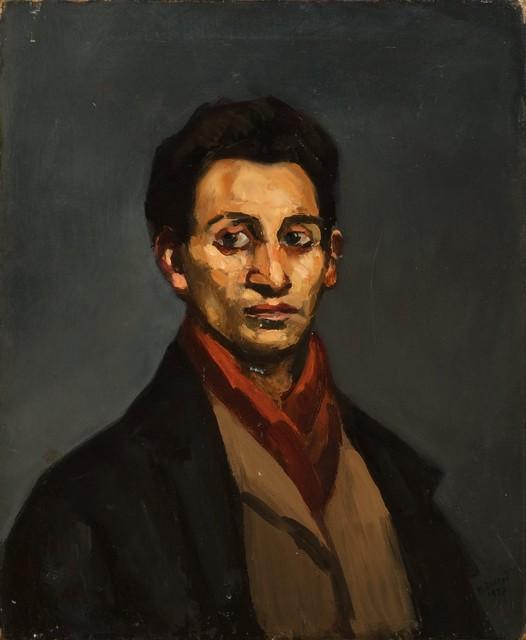 Alberto Ziveri, 'Portrait of Edolo Masci', 1957, Finarte