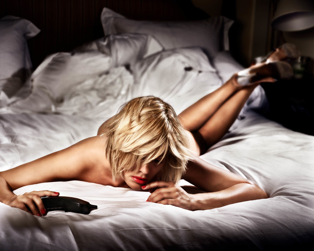 David Drebin, 'Waiting for the Call', 2009, CAMERA WORK