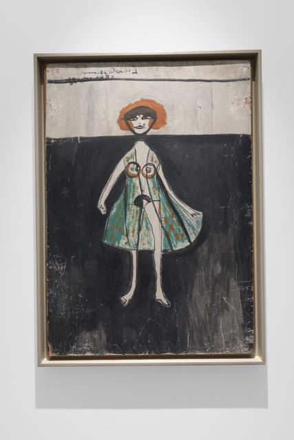 , 'Self Portrait,' 1972, Vigo Gallery