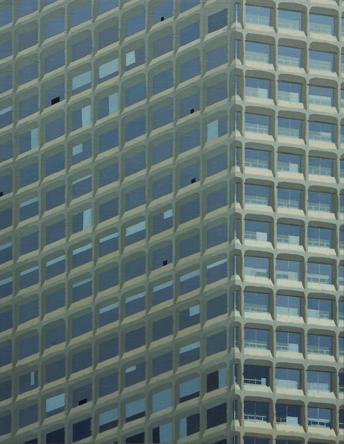 , 'Dongbu Insurance Building Midday,' 2008, ONE AND J. Gallery