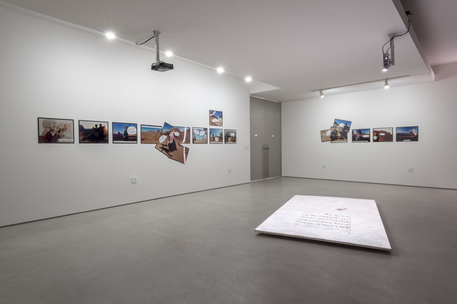 , 'The Eden's Edge Project, Installation View,' 2014, MAK Center for Art and Architecture