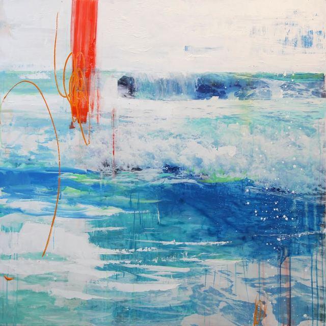 , 'Rising Tides,' 2017, Bau-Xi Gallery