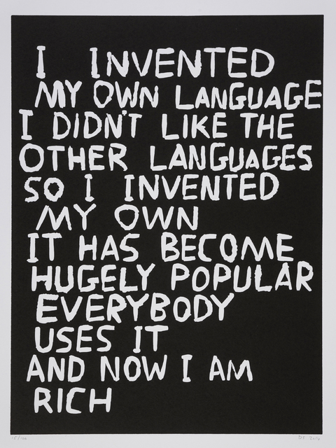 David Shrigley, 'Untitled', 2014, RAW Editions