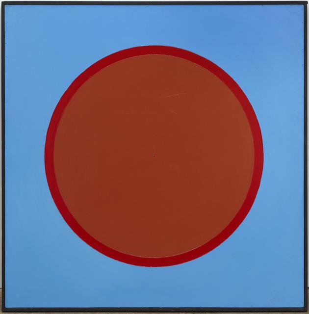 , 'Untitled (Cirkler XIV),' 1965-1970, Galleri Bo Bjerggaard