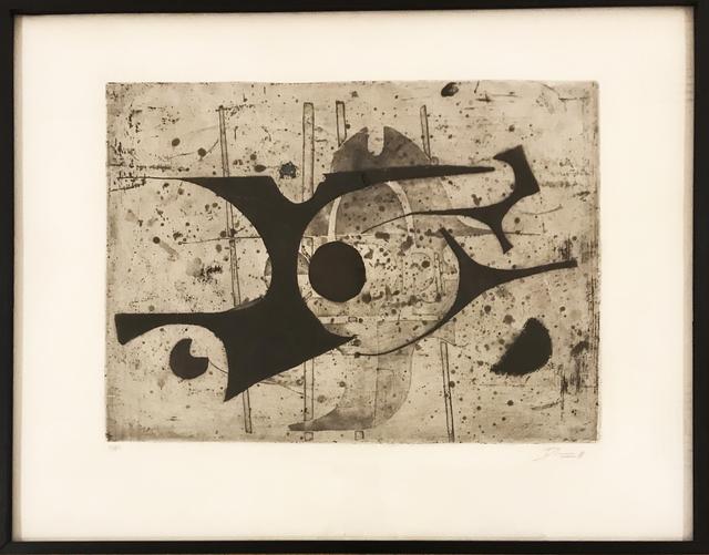 Arthur Luiz Piza, 'Horlogerie', 1957, samba arte contemporânea