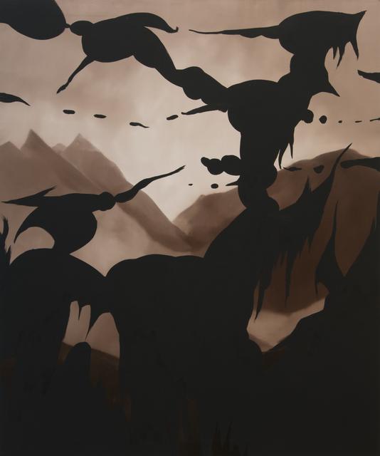 , 'Apocalyptic Vision,' 2016, Galerie Sandhofer