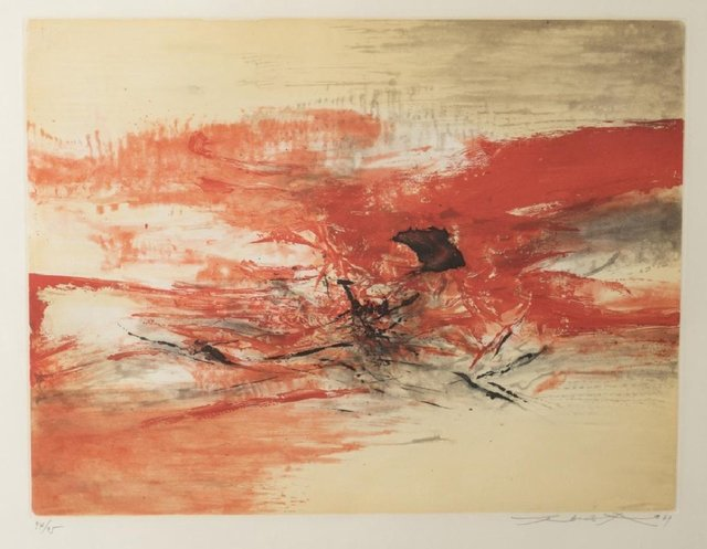 , 'Sans Titre,' 1969, F.L. Braswell Fine Art