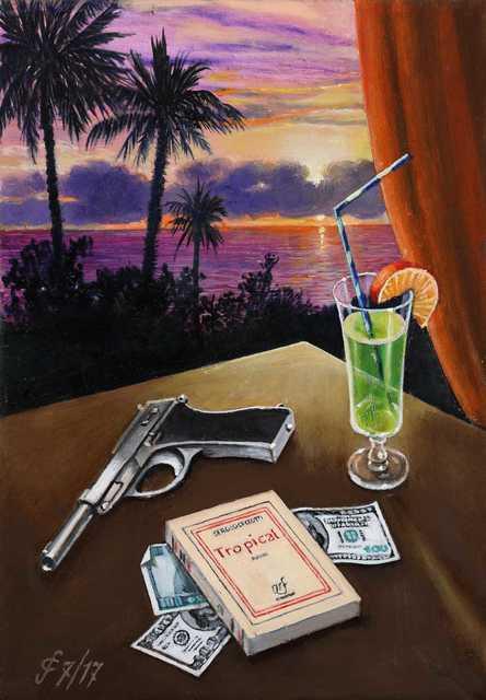 , 'Tropical,' 2017, Jean-Marie Oger