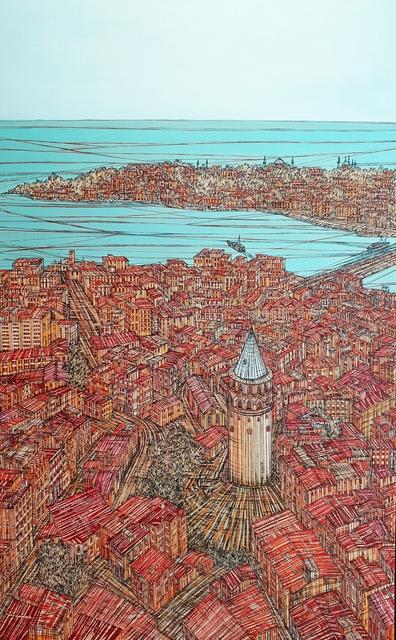 , 'Istanbul, Galata ,' 2018, Gama Gallery