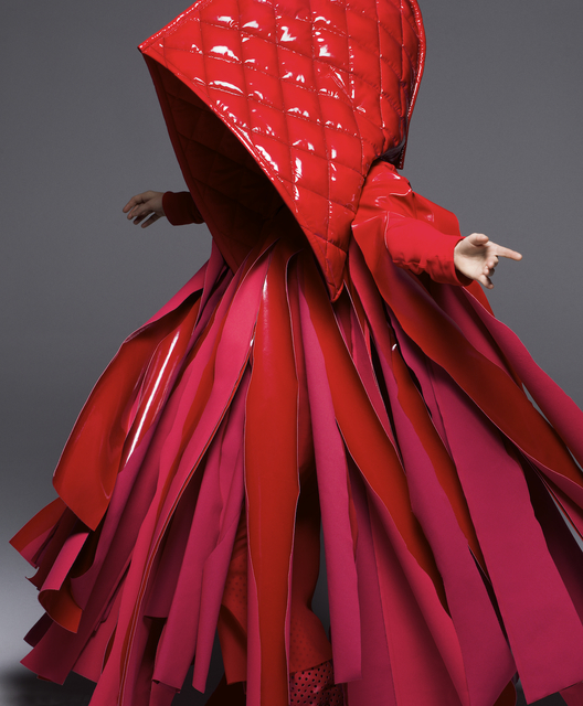 Inez & Vinoodh, 'Björk - T Magazine,' 2015, Gagosian Gallery