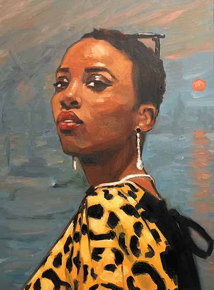 , 'Shailaun,' 2018, Jen Mauldin Gallery