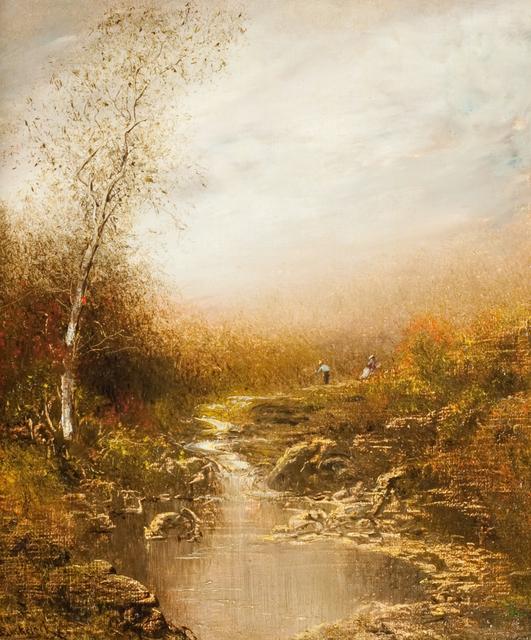 , 'Fall Landscape,' , Questroyal Fine Art