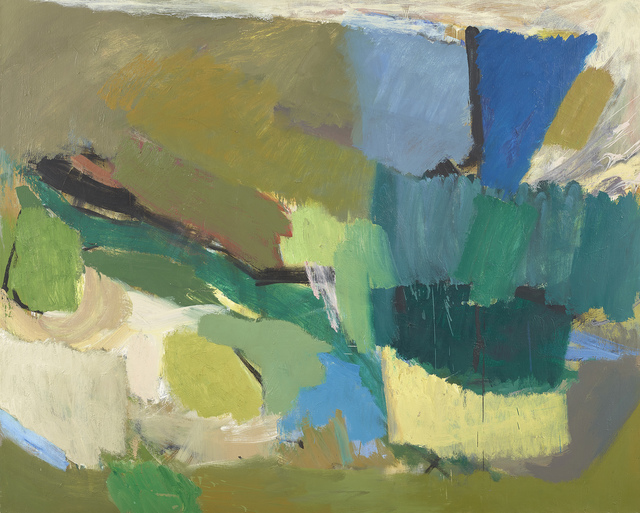 , 'Untitled ,' 1956, Berry Campbell Gallery
