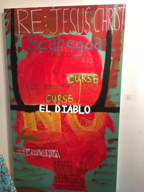 , 'El Diablo,' 2016, Corcoran Fine Arts