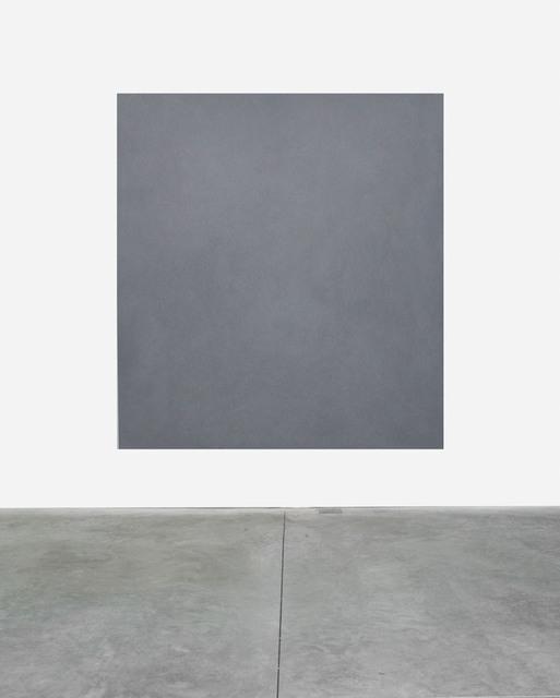 , 'Parole di colore, grigio,' 2011, Lia Rumma