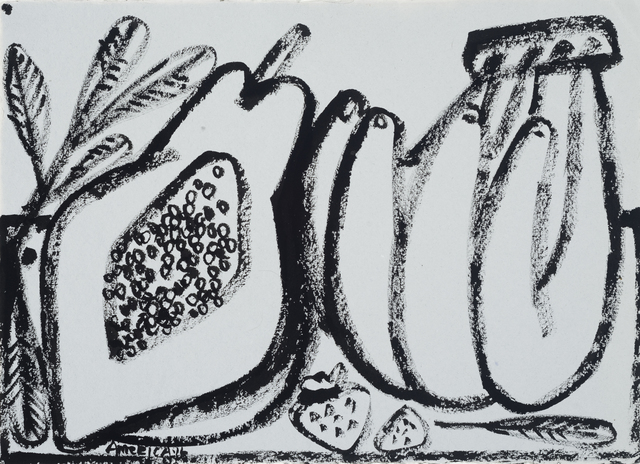 , 'Papaya & Banana Bunch,' 2016, Joanne Artman Gallery