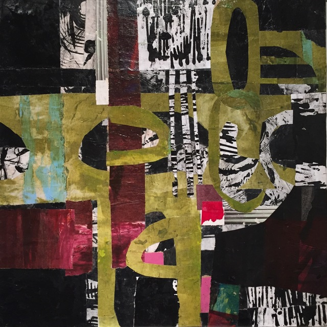 , 'Disco Lemonade,' 2017, M.A. Doran Gallery