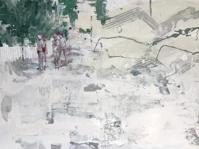 , 'La espera,' 2019, Anquins Galeria