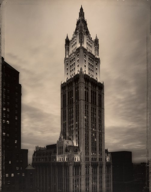 Tom Baril, 'Woolworth Building', 1997, Heritage Auctions