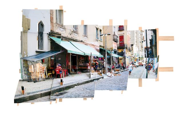 , 'Rio Street,' 2014, SIM Galeria