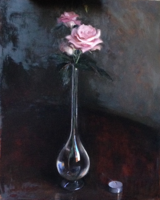 , 'Roses,' 2018, Grenning Gallery