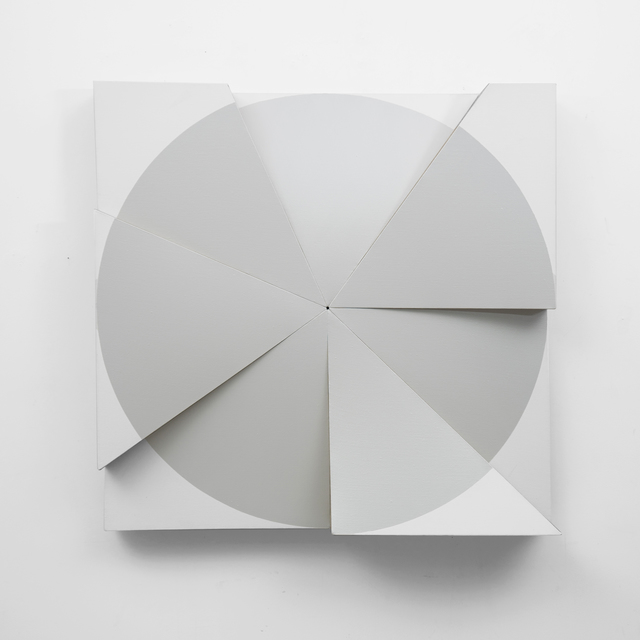 , 'Roundtrip Pointless Grey Pearl,' 2018, Peter Blake Gallery
