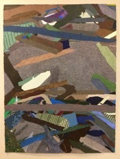 , 'Drift to the Ground,' , Momentum Gallery