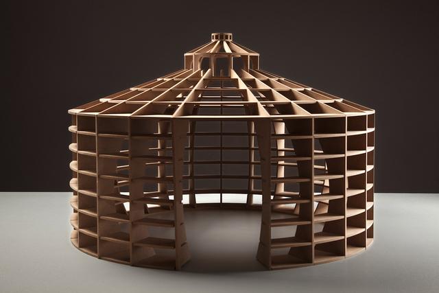 , 'Sala de Lectura (prototipo),' 2010, Galerie Peter Kilchmann