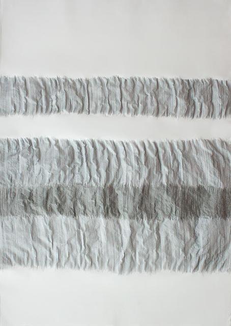 Ram Samocha, 'Metallic Field No. 1', 2013, Julie M. Gallery