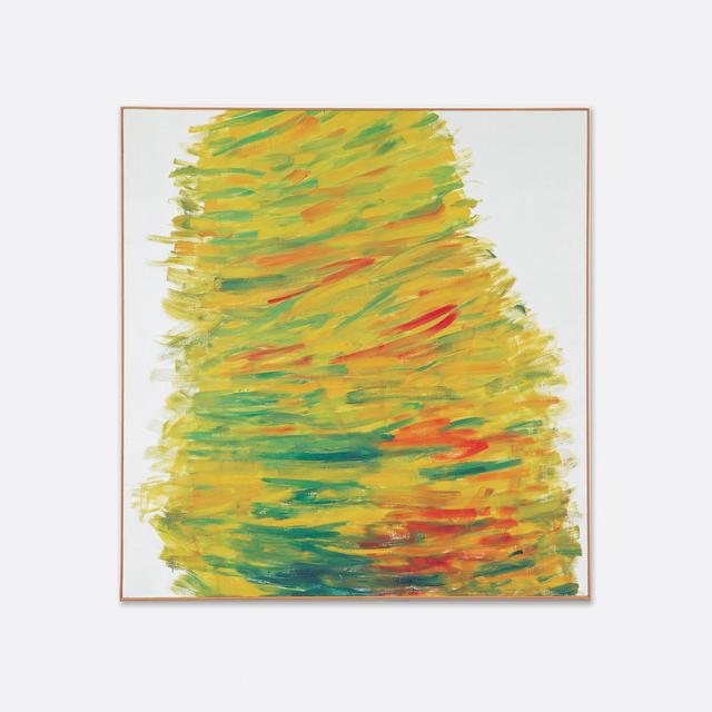 , 'Da i ritratti: ritratto di un dipinto,' 1988, A arte Invernizzi