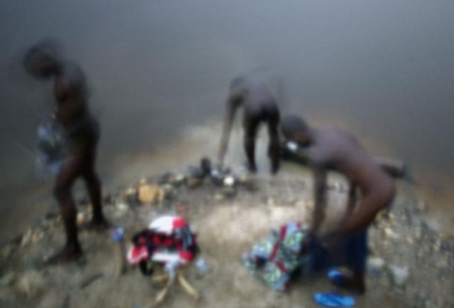 , 'Phantoms of the Congo river (015),' 2011-2012, Galerie Galea