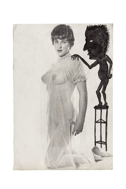 , 'Untitled (Desnudo I),' 2009, kurimanzutto